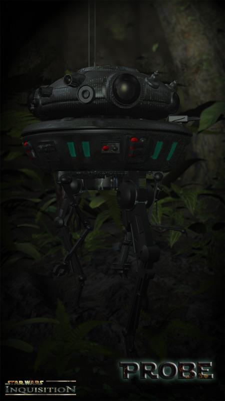 Viper Arakyd A.K.A. Probe Droid