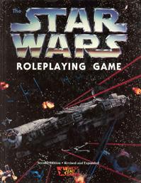 RPG Screen Star Wars